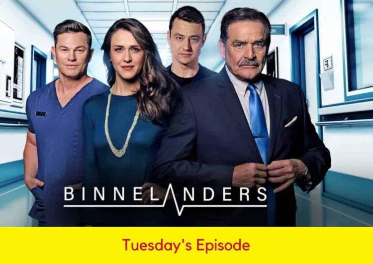 Binnelanders Sopaie Teasers Tuesday
