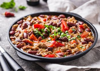 Easy and Simple Chili Con Carne