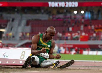 South Africans rejoice as Team SA wins gold at Tokyo Paralympics