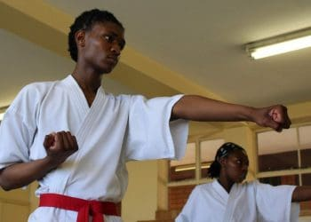 58 Year Old Sowetan Reclaimer Runs Karate Academy