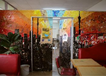 A Safe Space with Free Art Therapy for City Children