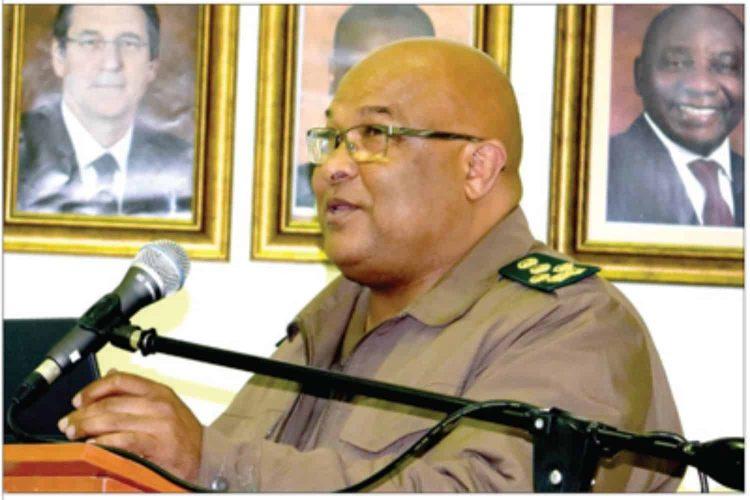Arthur Fraser admits he overruled the parole board to free Zuma