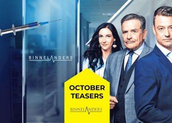 Binnelanders October Teasers