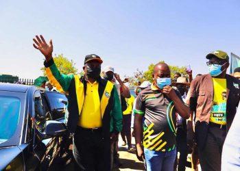 "Elections 2021: Ramaphosa warns ANC ""being popular won't guarantee you the mayorship"""
