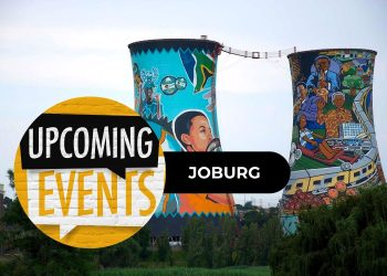 Johannesburg events this October see what's happening!