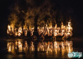 Misty Waters: The first music festival in SA since the pandemic. Image: lakeumuzi.co.za