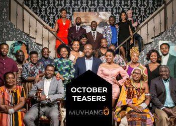 Muvhango October Teasers