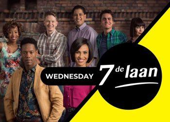 On today's episode of 7de Laan 6 October Wednesday