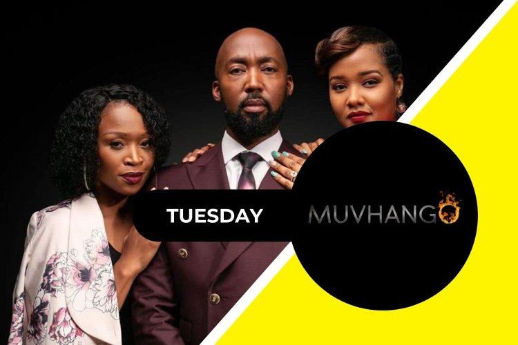 On today's episode of Muvhango Tuesday
