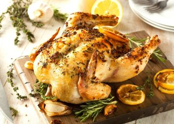 Roast Chicken with Vegetables, made Easy