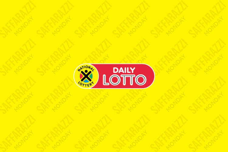 The Daily Lotto Results for Monday