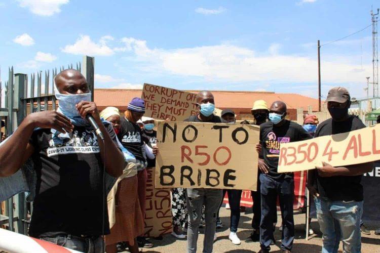 Are SASSA Officials Demanding Bribes