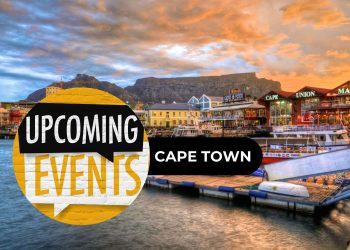 Cape Town events this October see what's happening!