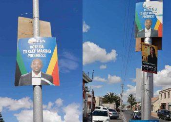 DA posters
