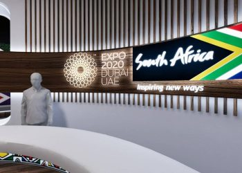 Dubai EXPO2020: South Africa represent