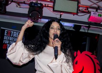 """Former """"Generations"""" Star, Thuli Phongolo making her mark in the DJ world"""