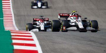Grand Prix update: Alfa Romeo Racing ORLEN team so close and yet so far