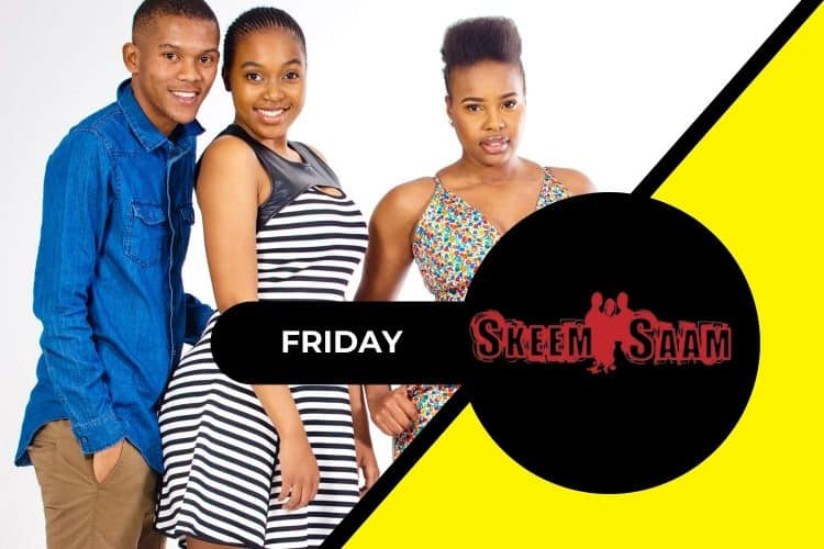 On today's episode of Skeem Saam Friday