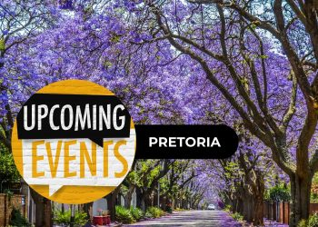 Pretoria events this October see what's happening!