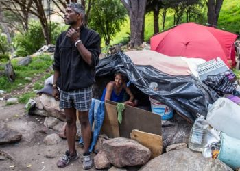 Tents Confiscated from the Homeless yet City Shelter Refused