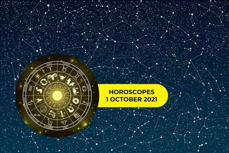 Today's Free Horoscopes 1 October 2021