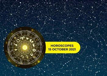Today's Free Horoscopes 15 October 2021