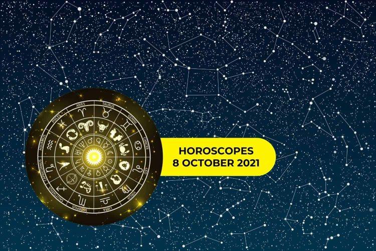 Today's Free Horoscopes 8 October 2021