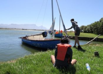 Zandvlei Water is not Ideal but it's Still Open for Boating