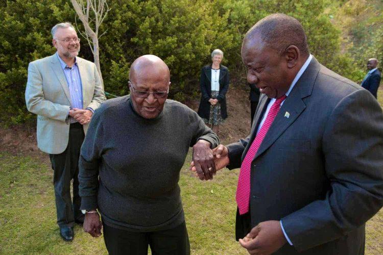 Desmond tutu 90th birthday
