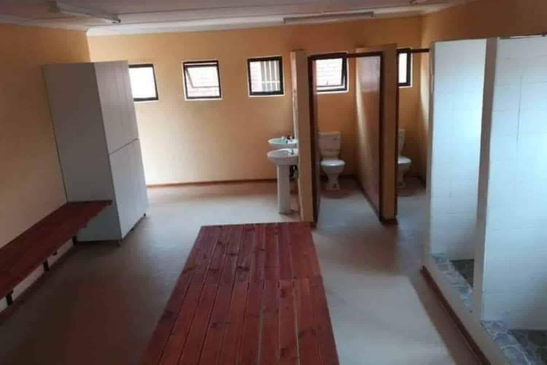 enoch mgijima toilet
