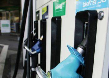 October petrol price