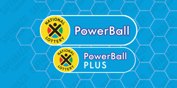 Powerball and Powerball Plus Results South Africa for Tuesday